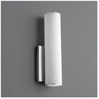 Oxygen Lighting 3-5010-20 Fugit LED 5 inch Polished Nickel Wall Sconce Wall Light