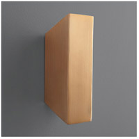 Duo 2 Light 3 inch Satin Copper Wall Sconce Wall Light