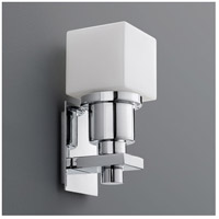 Oxygen Lighting 3-5110-14 Elements 1 Light 4 inch Polished Chrome Wall Sconce Wall Light