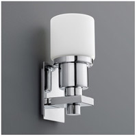 Oxygen Lighting 3-5120-14 Elements 1 Light 4 inch Polished Chrome Wall Sconce Wall Light