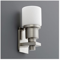 Oxygen Lighting 3-5120-24 Elements 1 Light 4 inch Satin Nickel Wall Sconce Wall Light