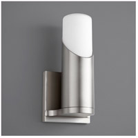 Oxygen Lighting 3-567-124 Ellipse LED 5 inch Satin Nickel Wall Sconce Wall Light