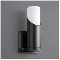 Oxygen Lighting 3-567-215 Ellipse LED 5 inch Black Wall Sconce Wall Light