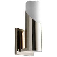 Oxygen Lighting 3-567-220 Ellipse LED 5 inch Polished Nickel Wall Sconce Wall Light