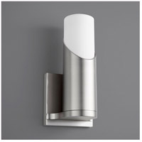 Oxygen Lighting 3-567-224 Ellipse LED 5 inch Satin Nickel Wall Sconce Wall Light