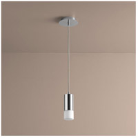 Magneta 1 Light 3 inch Polished Chrome Pendant Ceiling Light