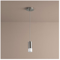 Magneta 1 Light 3 inch Satin Nickel Pendant Ceiling Light