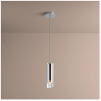 Oxygen Lighting 3-609-1414 Gratis 1 Light 4 inch Polished Chrome Pendant Ceiling Light alternative photo thumbnail