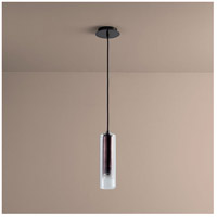 Gratis 1 Light 4 inch Gunmetal Pendant Ceiling Light
