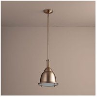 Ruvo 1 Light 11 inch Satin Copper Pendant Ceiling Light