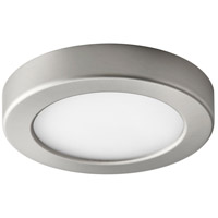 Oxygen Lighting 3-644-24 Elite LED 6 inch Satin Nickel Flush Mount Ceiling Light