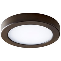 Oxygen Lighting 3-645-22 Elite LED 7 inch Oiled Bronze Flush Mount Ceiling Light