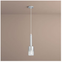Oxygen Lighting 3-656-1314 Spindle 1 Light 5 inch Smoke Ombre Pendant Ceiling Light