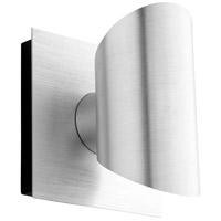Oxygen Lighting 3-733-16 Caliber LED 6 inch Brushed Aluminum Outdoor Wall Sconce