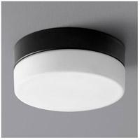 Oxygen Lighting 32-630-15 Zuri LED 7 inch Black Flush Mount Ceiling Light