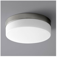 Oxygen Lighting 32-631-24 Zuri LED 11 inch Satin Nickel Flush Mount Ceiling Light