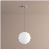 Oxygen Lighting 37-673-20 Luna LED 12 inch Polished Chrome Pendant Ceiling Light
