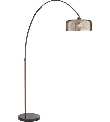 70 Inch 150 Watt Bronze Arc Floor Lamp