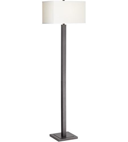Cooper 70 Inch 100 Watt Gun Metal Floor Lamp Portable Light