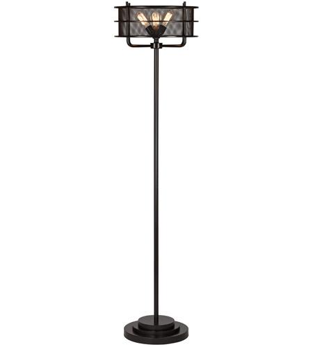 20 ovation 72 inch 180 watt bronze floor lamp portable light photo. Black Bedroom Furniture Sets. Home Design Ideas