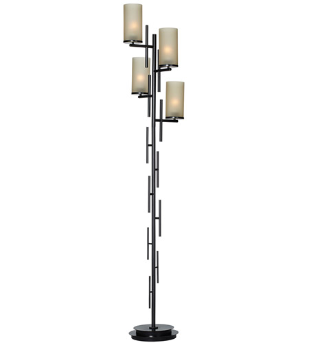 Industrial 72 inch 300 watt Oiled Bronze Floor Lamp ...