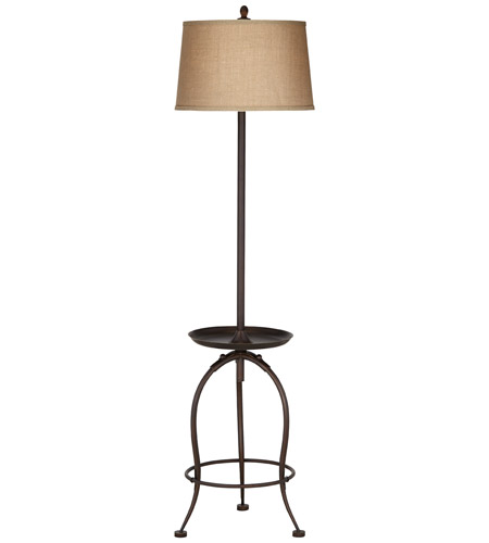Ellerby 66 inch 150 watt oil rubbed bronze floor lamp for 150 watt floor lamp