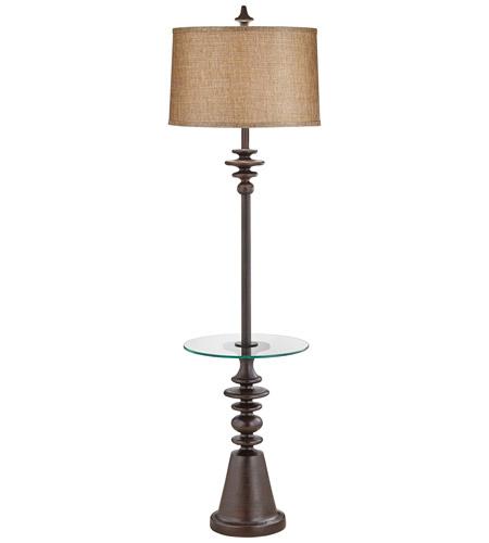 Windermere 66 inch 150 watt espresso floor lamp portable light for 150 watt floor lamp