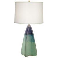 Pacific Coast 11K53 Hypnotic 31 inch 150 watt Green Table Lamp Portable Light