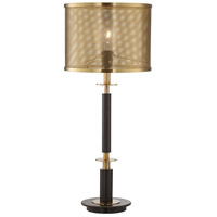 Pacific Coast 1Y469 Volt 28 inch 150 watt Bronze Finish Table Lamp Portable Light