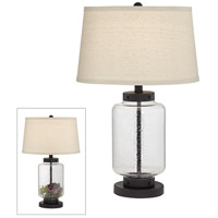 Pacific Coast 37V36 Collectors Dream 24 inch 150 watt Black Table Lamp Portable Light