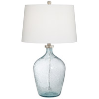 Ocean Blue Table Lamps