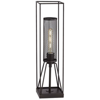 Pacific Coast 44J44 Welcome Home 24 inch 75 watt Rubbed Bronze Table Lamp Portable Light