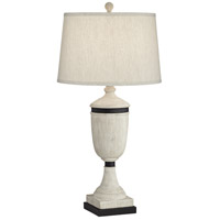 Pacific Coast 63N93 Lyon 14 inch 150 watt Natural Table Lamp Portable Light
