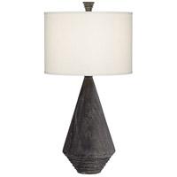 Pacific Coast 65W47 Adelis 31 inch 150 watt Black Table Lamp Portable Light