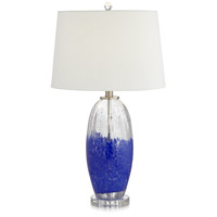 Medium Blue Table Lamps
