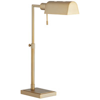 Pacific Coast 72M93 Chester 24 inch 75.00 watt Warm Gold Table Lamp Portable Light