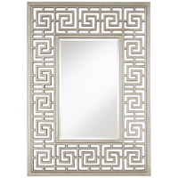 Pacific Coast Constantine Mirror in Silver Leaf 82-8892-S5