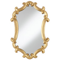 Pacific Coast Enchanted Mirror in Gold Leaf 82-8927-7L