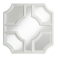Pacific Coast Sector Mirror in White 82-8988-70