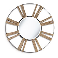 Pacific Coast Rustic Sun Mirror 82-9033-07