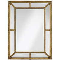 Pacific Coast Signature Mirror in Antique Gold 82-GF283-76