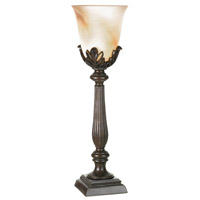 Pacific Coast Garden Blossom 1 Light Torchiere in Florida Bronze 87-1030-20