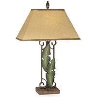 Pacific Coast 87-106I-81 Signature 31 inch 100 watt Multitone Paradise Table Lamp Portable Light