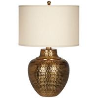 Pacific Coast 87-1816-02 Maison Loft 27 inch 150 watt Antique Brass Table Lamp Portable Light