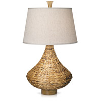 Seagrass 32 inch 150 watt Natural Table Lamp Portable Light