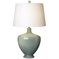 Ivanhall 31 inch 150 watt Seafoam Table Lamp Portable Light