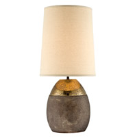 Pacific Coast 87-6878-56 Oly 31 inch 150 watt Polished Brass Table Lamp Portable Light