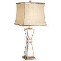 Aubrey 36 inch 150 watt Champagne Table Lamp Portable Light