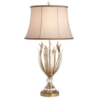 Botancia 33 inch 150 watt Champagne Table Lamp Portable Light