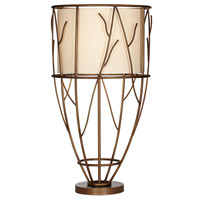Whispering Willows 30 inch 150 watt Bronze Table Lamp Portable Light